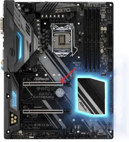 Grafikkarte verwendet nur PCIe 8x obwohl sie in einem PCIe 16x Steckplatz ist?