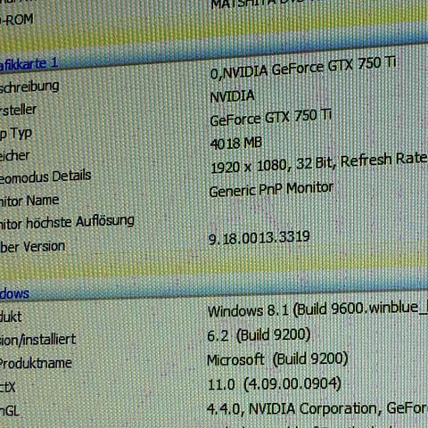 Gtx 750ti - (PC, Grafikkarte, VRAM)