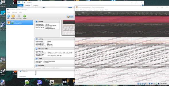 der fehler und die daten - (Installation, Linux, Ubuntu)