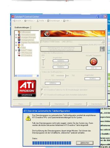 Dis is der screenshot - (Computer, PC, Grafikkarte)