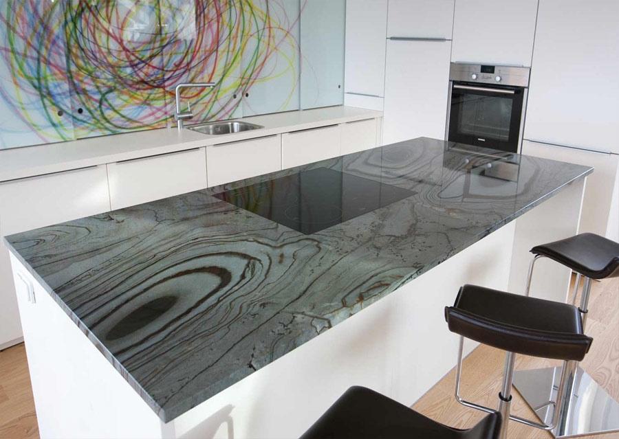 arbeitsplatte k che granit. Black Bedroom Furniture Sets. Home Design Ideas