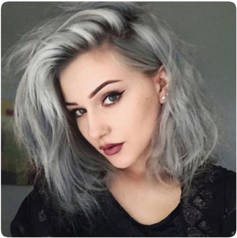 Gemeinsame Granny hair? Hot - Not? (Haare, Trend) &EI_46