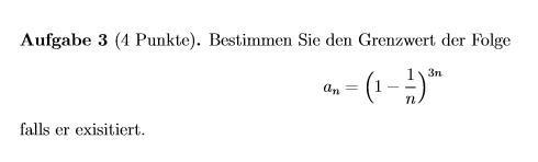 Aufgabe - (Schule, Mathematik)