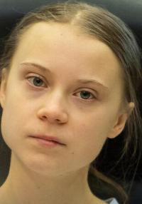 Greta Thunberg wird 18. Wird ihre Volljährigkeit Auswirkung auf ihre Außenwirkung haben und wenn ja: in welcher Weise?