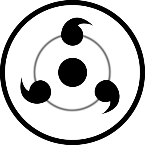 Sharingan - (malen, renovierung, Tapete)