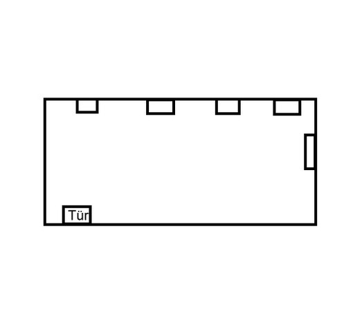gro er raum die decke streichen quer oder l ngs zu den fenstern licht. Black Bedroom Furniture Sets. Home Design Ideas
