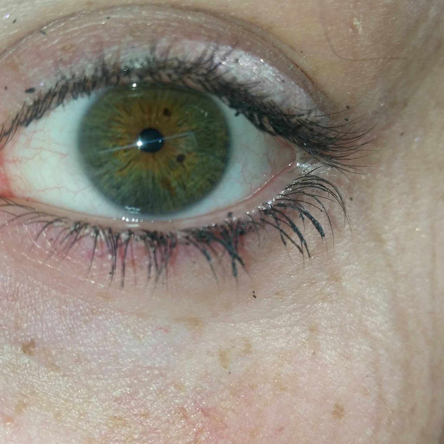 Grün-Gelbe oder Grün-Braune Augen? (Freizeit, Ausweis, Pass)