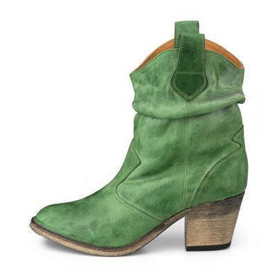 Grüne Cowboy Stiefel von Görtz, wo kann ich die kaufen  (Internet ... 369345e86b