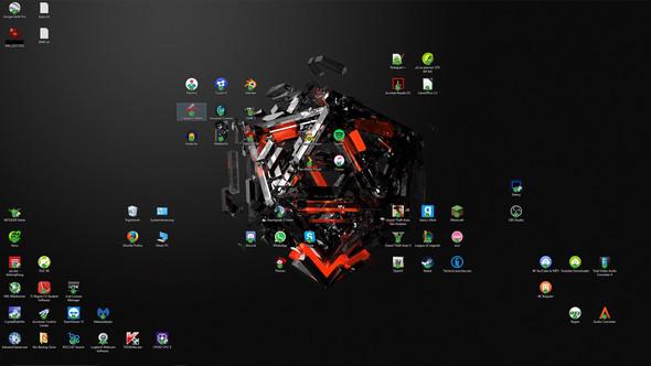 Mein Desktop - (Windows, Windows 10)