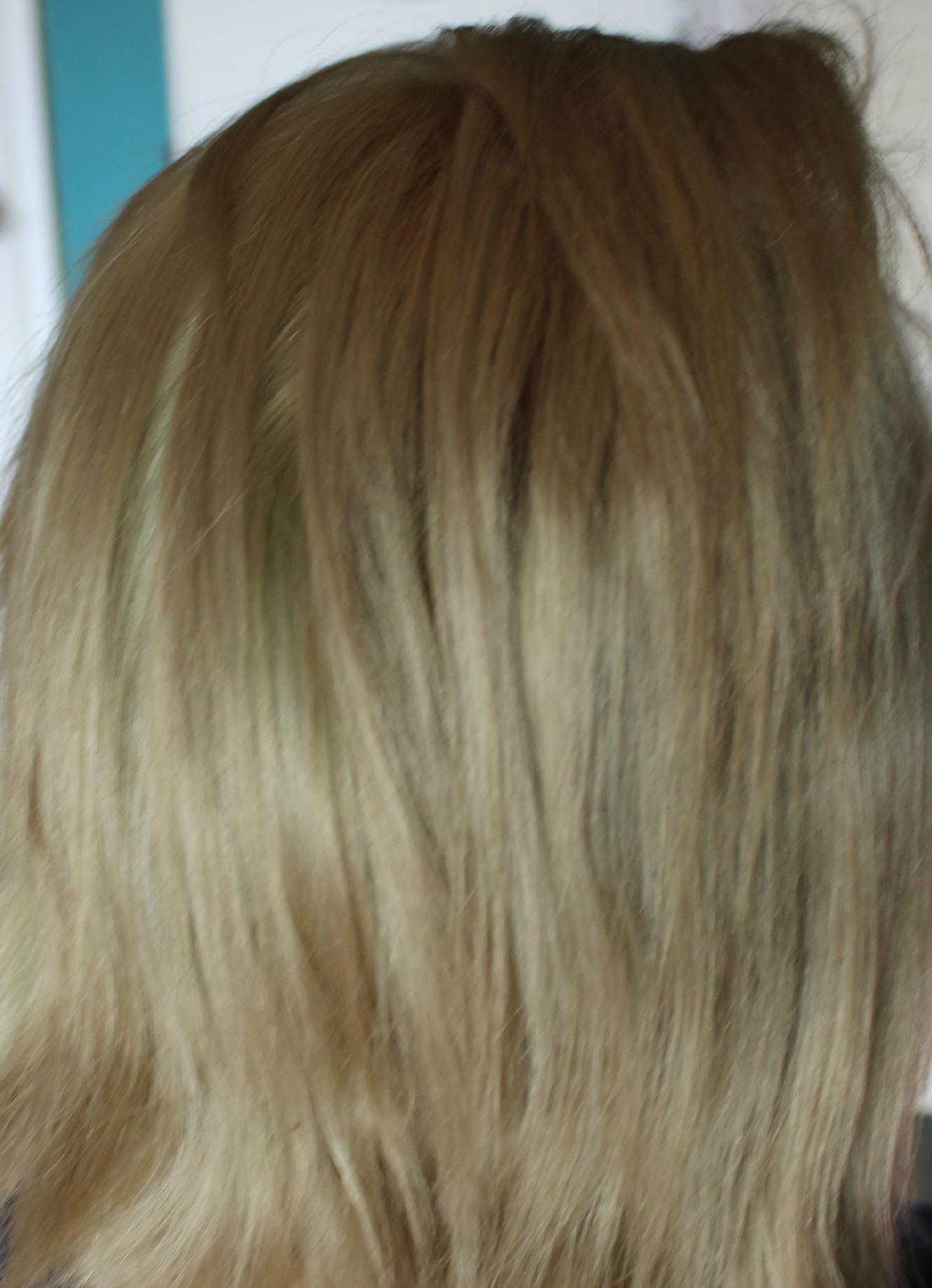 Grünes Haar Problem! Benötige dringend Hilfe! (Haare