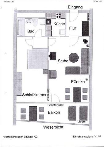 Grundriß Bild Der Wohnung OHNE Maße   Nicht Original!   (Mathematik, Wohnung