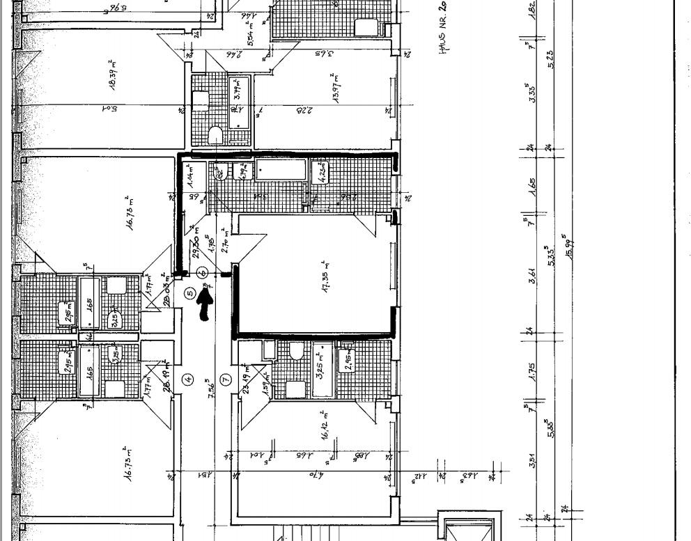 Wohnungsplan Lesen grundriss lesen architektur