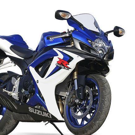 Verkleidung vorne Links/rechts und die Front. - (Auto und Motorrad, Motorrad, Bike)