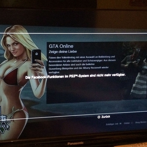 Hier die meldung - (Facebook, PS3, Sony)