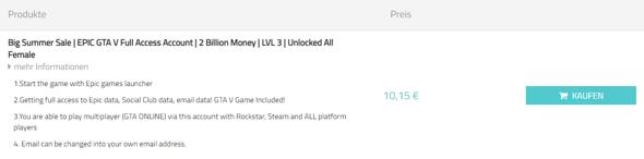 GTA 5 Online unlock all Account?