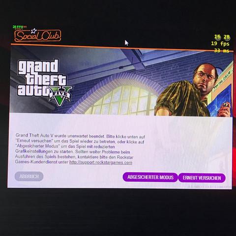 Gta Online Startet Nicht