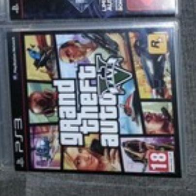 Gta 5 - (PS3, gta)