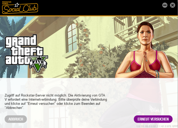 Fehlermeldung - (PC, Games, Gaming)