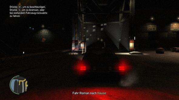 Nachtsicht  - (Nacht, GTA 4)
