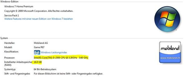 System - (PC, PC-Spiele, PC-Games)