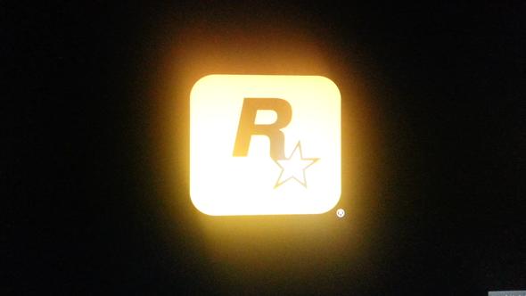 Gelbes Logo - (Computer, Computerspiele, GTA IV)