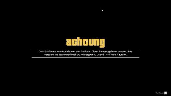 GTA Online - Stress mit Spieler gehabt und nun kein GTA mehr?
