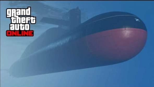 Gta online U-Boot nicht zu finden!?