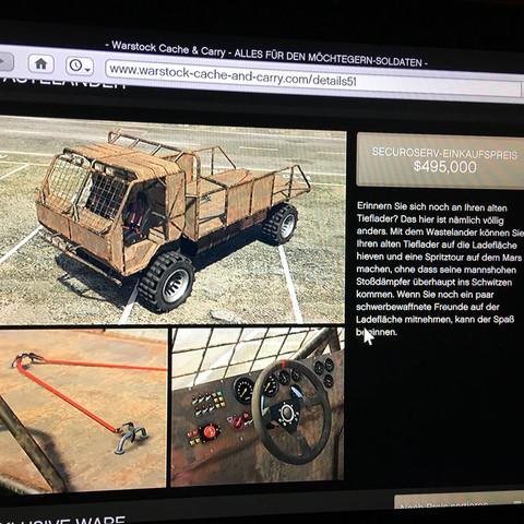 Dieses Auto  - (online, gta)