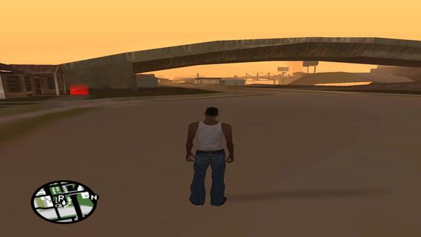 Screenshot GTASA - (Grafikkarte, GTA San Andreas)