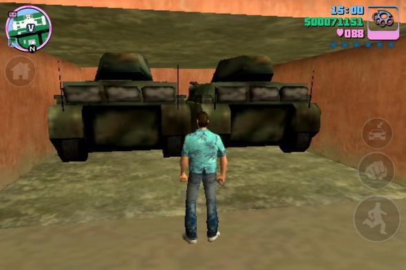 Das sind die Panzer! - (PC, Spiele)