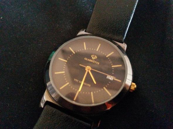 GUB Glasshütte Uhr. Kann mir jemand den Wert dieser Uhr nennen? MfG