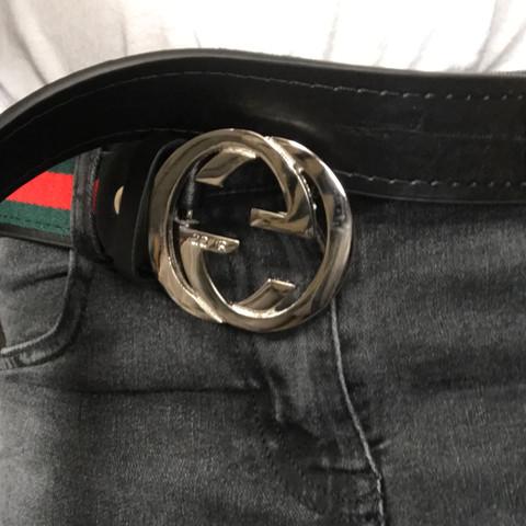0b6ee07556a05 gucci gürtel herren Gucci Gürtel anziehen Tutorial  (Mode