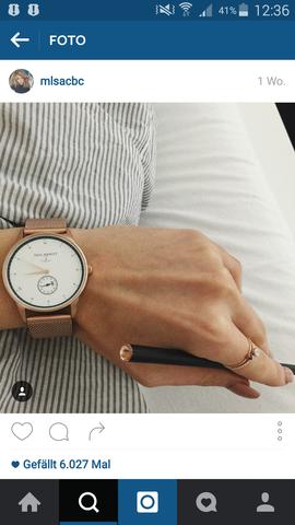 Paul Hewitt Uhr - (Uhr, Alternative)