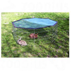 Von der Art her wie das hier (kann auch aus Holz sein :-)  - (Tiere, Kaninchen, günstig)