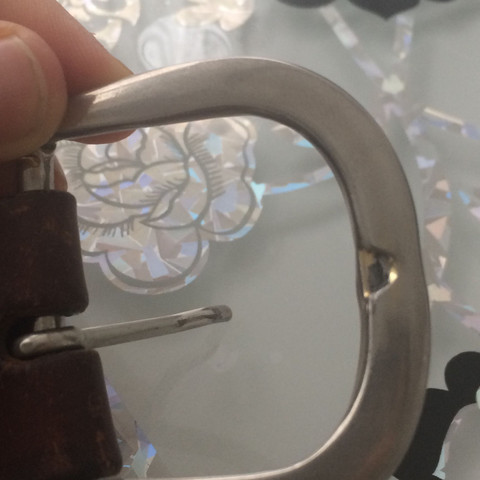 Gürtel - (Metall, Gürtel)