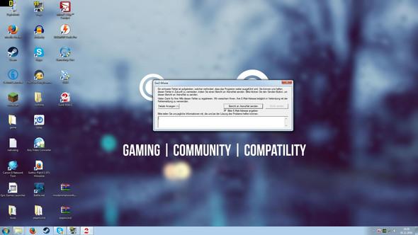 Das ist die Fehlermeldung. - (Gaming, Fehlermeldung, Guild Wars 2)