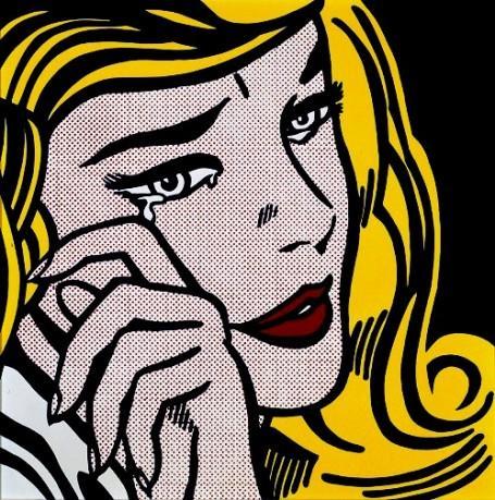 Lichtenstein bilder - (Bilder, malen, Comic)