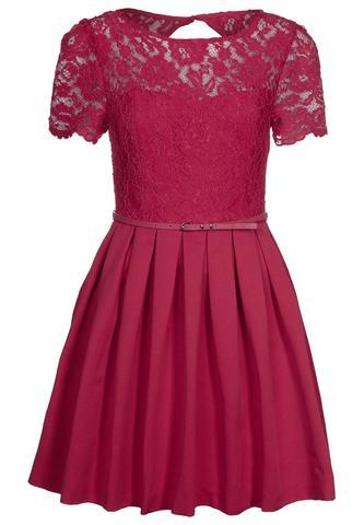Mein Traumkleid von vorne - (Klamotten, Abschluss, Kleid)