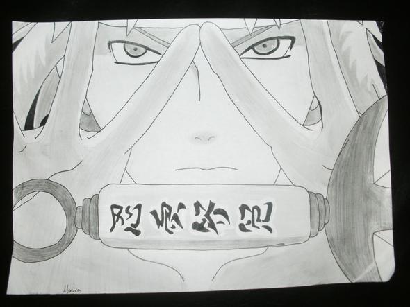 minato - (zeichnen, Naruto, Schatten)