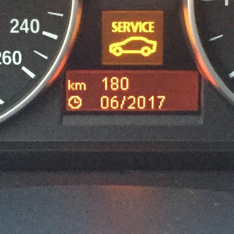 Km 180 - (Technik, Auto, Elektrik)