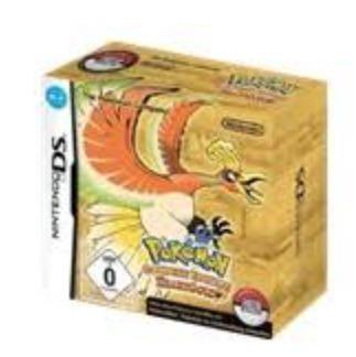 Pokémon Heart Gold - (Pokemon, Nintendo, nintendo ds spiele)