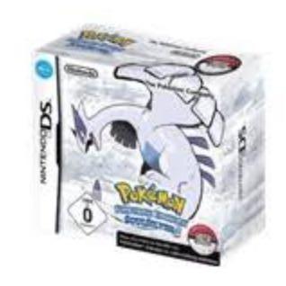 Pokémon Soul Silver - (Pokemon, Nintendo, nintendo ds spiele)