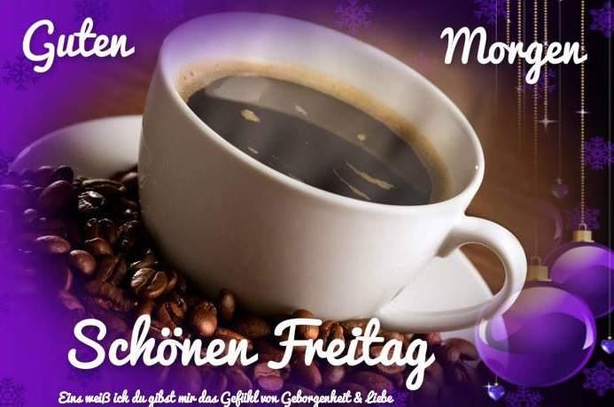 Guten morgen freitag schönen guten morgen