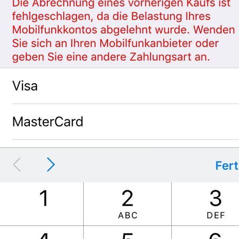 Da steht halt Dass - (iPhone, o2, App Store)