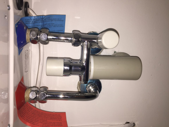 Der Anschluss des Wasserboilers - (Küche, Geschirrspüler)