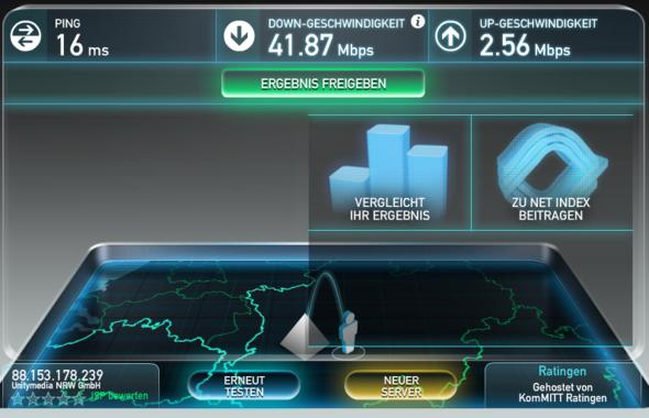 Speedtest - (PC, Download, WLAN)