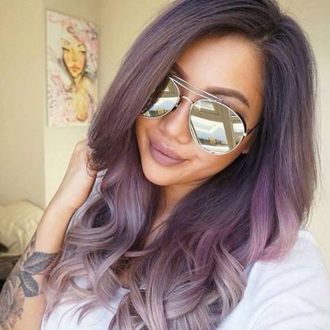 So sollte es aussehen, der Farbübergang ist sehr wichtig 😄 - (Haare, Farbe, Frisur)