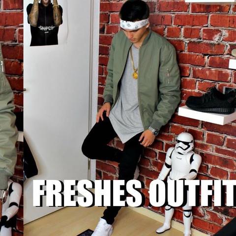 Das bin ich nicht aber den Style mag ich. - (Kleidung, Klamotten, Style)