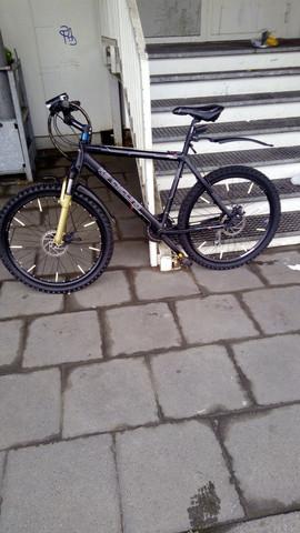 Mountainbike reifen wieviel bar