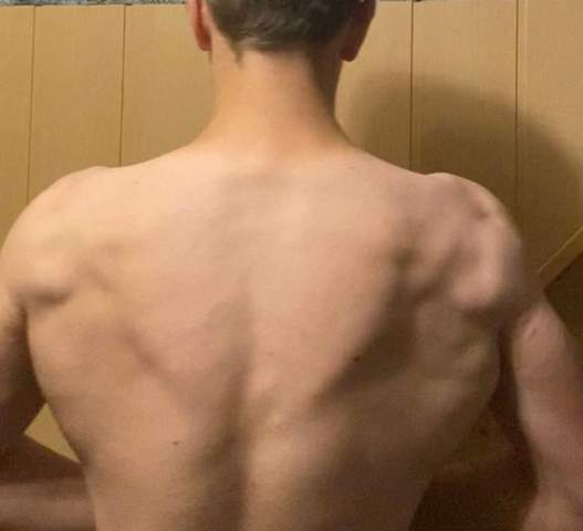 Good back for 17 years?
